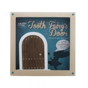 Tooth Fairy's Door Wood